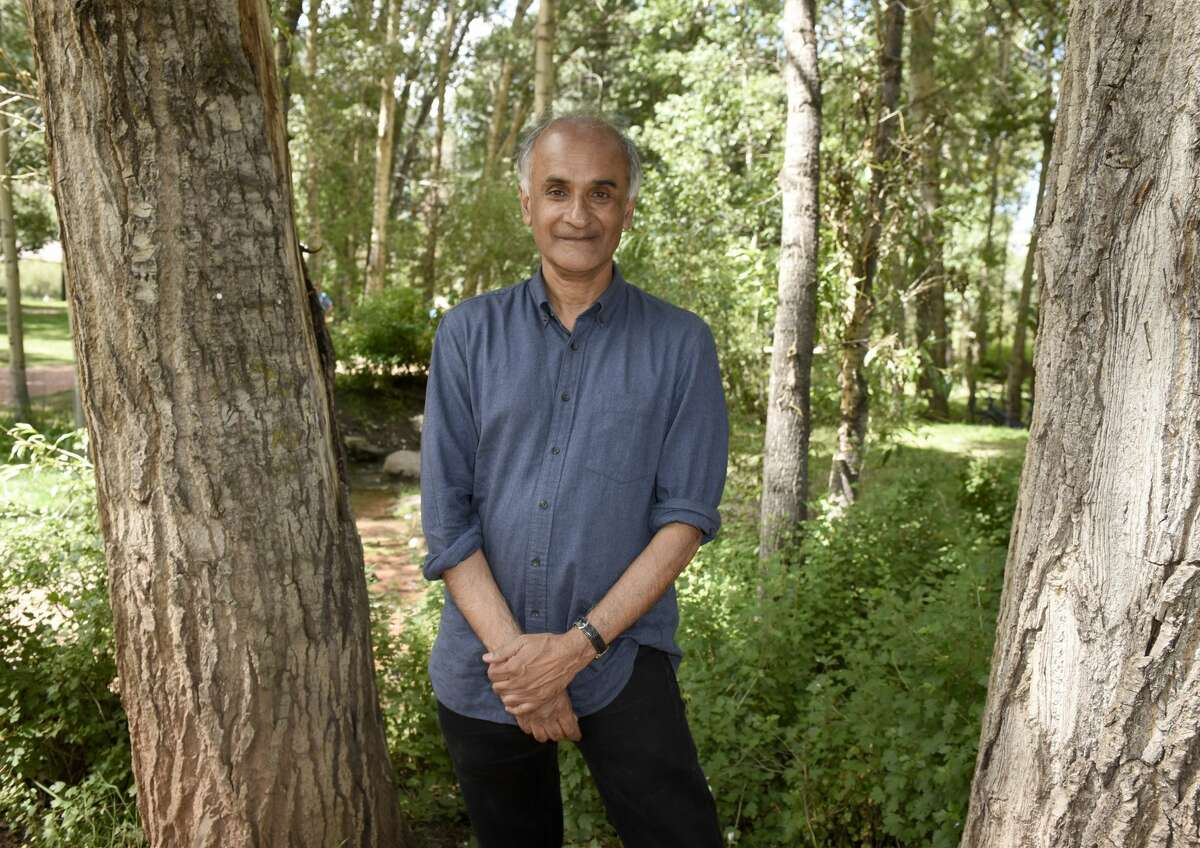 Pico Iyer attends the Telluride Film Festival 2019 on September 2nd 2019 in Telluride, Colorado. (Photo by Vivien Killilea/Getty Images)