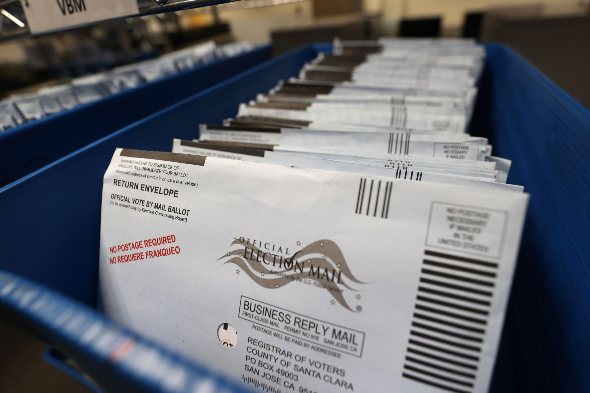 Is It Too Late To Vote By Mail In California