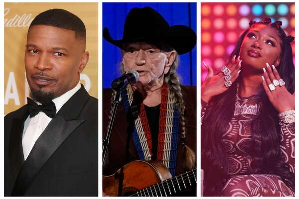 Texas celebrities haven't been shy about their political leanings this election cycle. Here are nine of the most vocal.