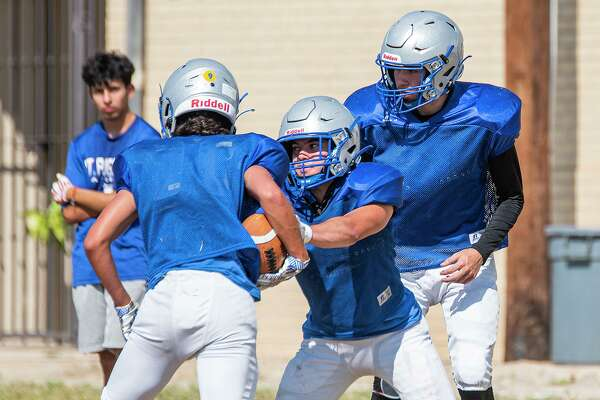 St. Augustine won its first-ever football game Friday as it defeated San Antonio Castle Hills.