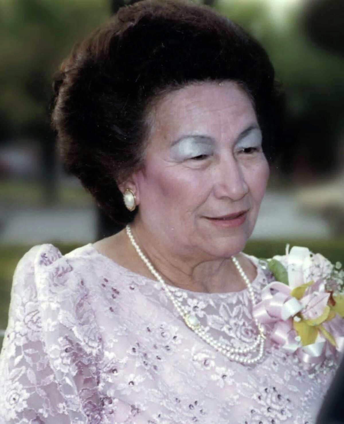 Alicia G. Ramirez