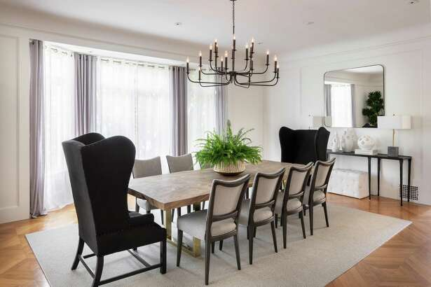 Geoffrey Coy of Arthur McLaughlin + Associates, who staged 31 Presidio Terrace, said he and his team swapped out roughly 40 light fixtures while preparing the home for sale.