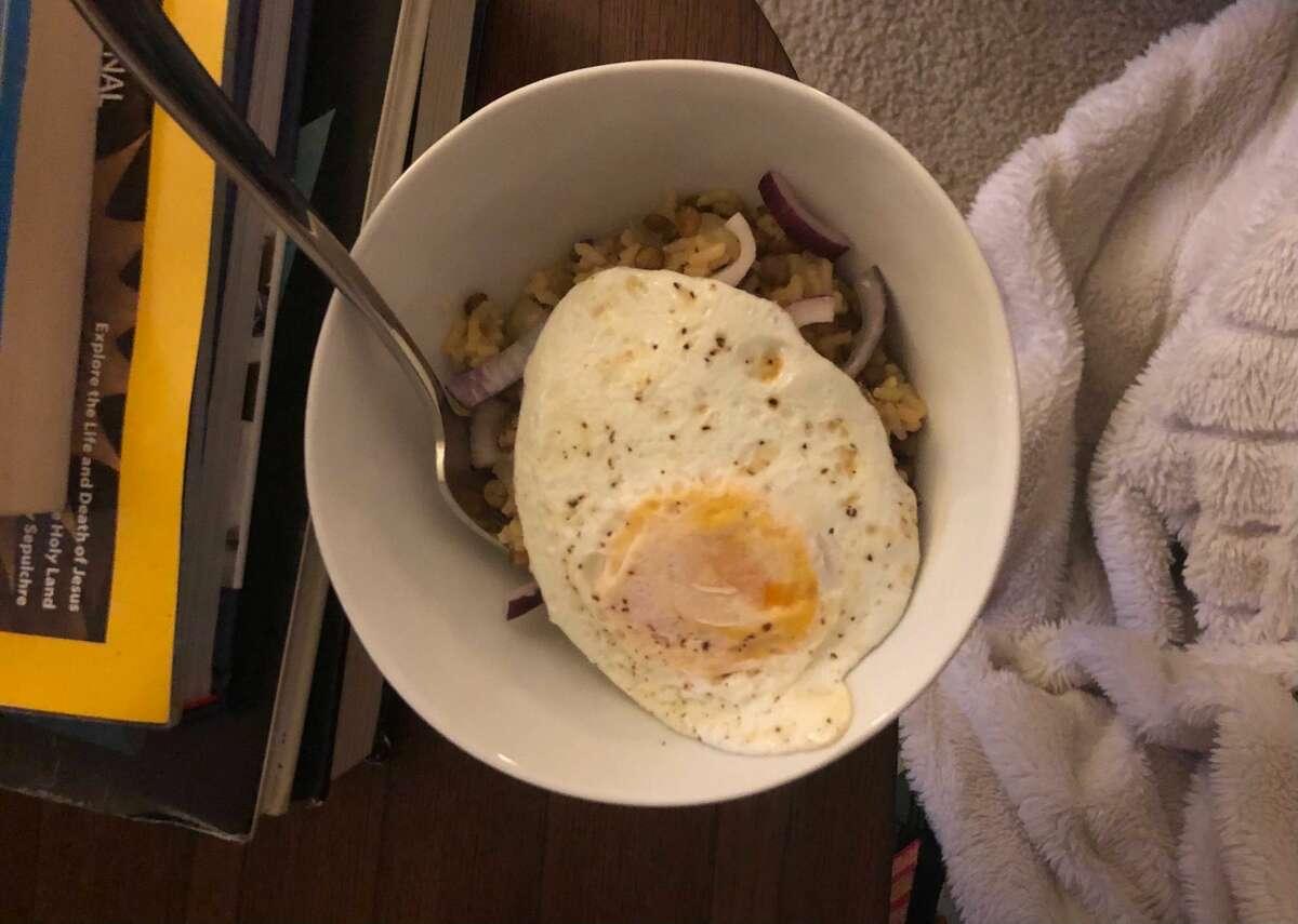 Khichuri, from Chron's Sarah Sarder's mother's recipe.