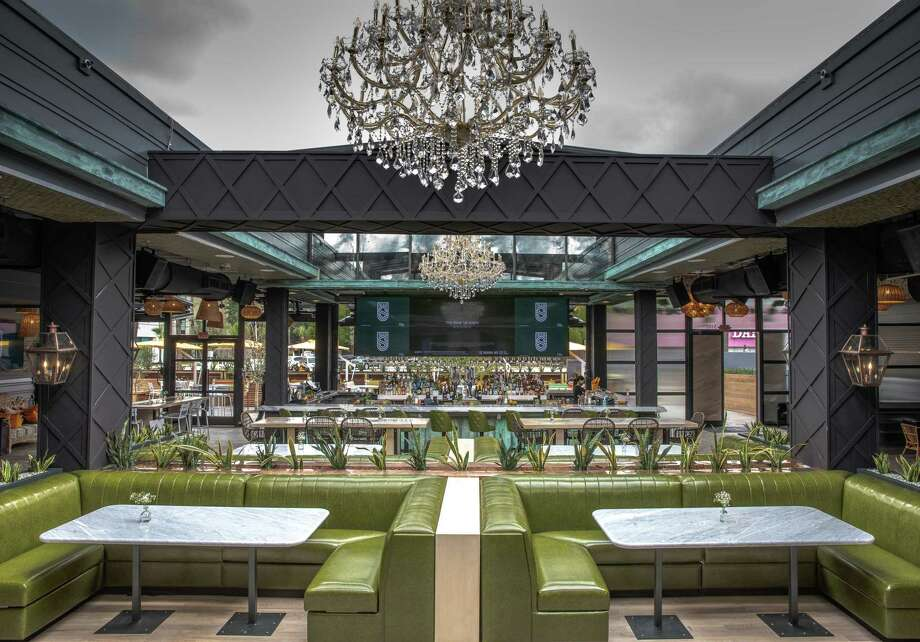 The owners of The Sugar room are opening a new dining and bar concept, The Sporting Club, at 5102 Washington. Shown: Interior. Photo: Corin Michel