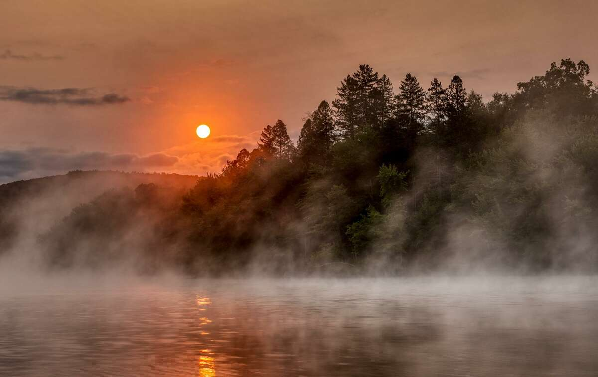 Portland photographer Chris Graham has his work on display at Klekolo World Coffee on Court Street in Middletown throughout October.