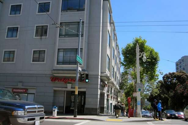 The Walgreens at 790 Van Ness Ave. is closing.