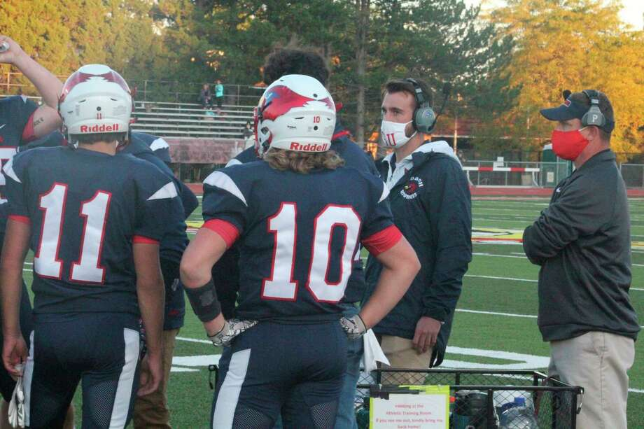 Big Rapids' football team won't return to practice until Oct. 29 because of the quarantine. (Pioneer file photo)