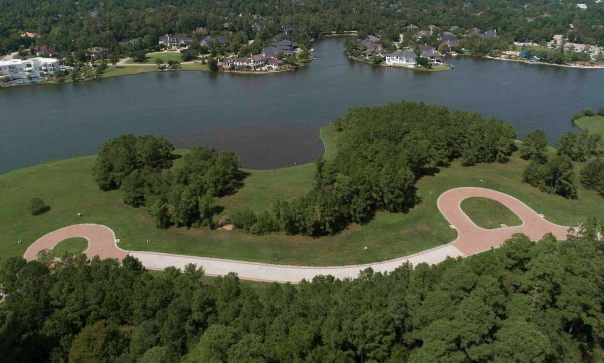 After weeks of complaints, petitions and criticism over plans to build 58 homes on Mitchell Island in The Woodlands, local residents and officials from the Howard Hughes Corp. have agreed to a compromise that will see only 25 to 30 homes constructed and green space set aside for an American Bald Eagle family. In a press release issued by the Howard Hughes Corp. Monday, the details of the