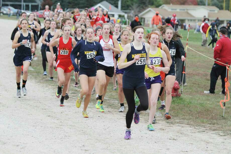 The Manistee cross country team will host a Division 3 pre-regional on Friday. (News Advocate file photo)