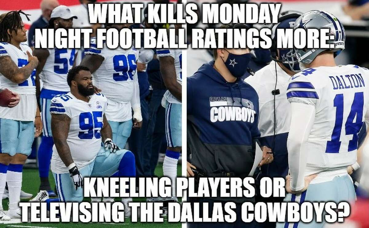 Funniest Memes From Cowboys Humiliation On Monday Night Football