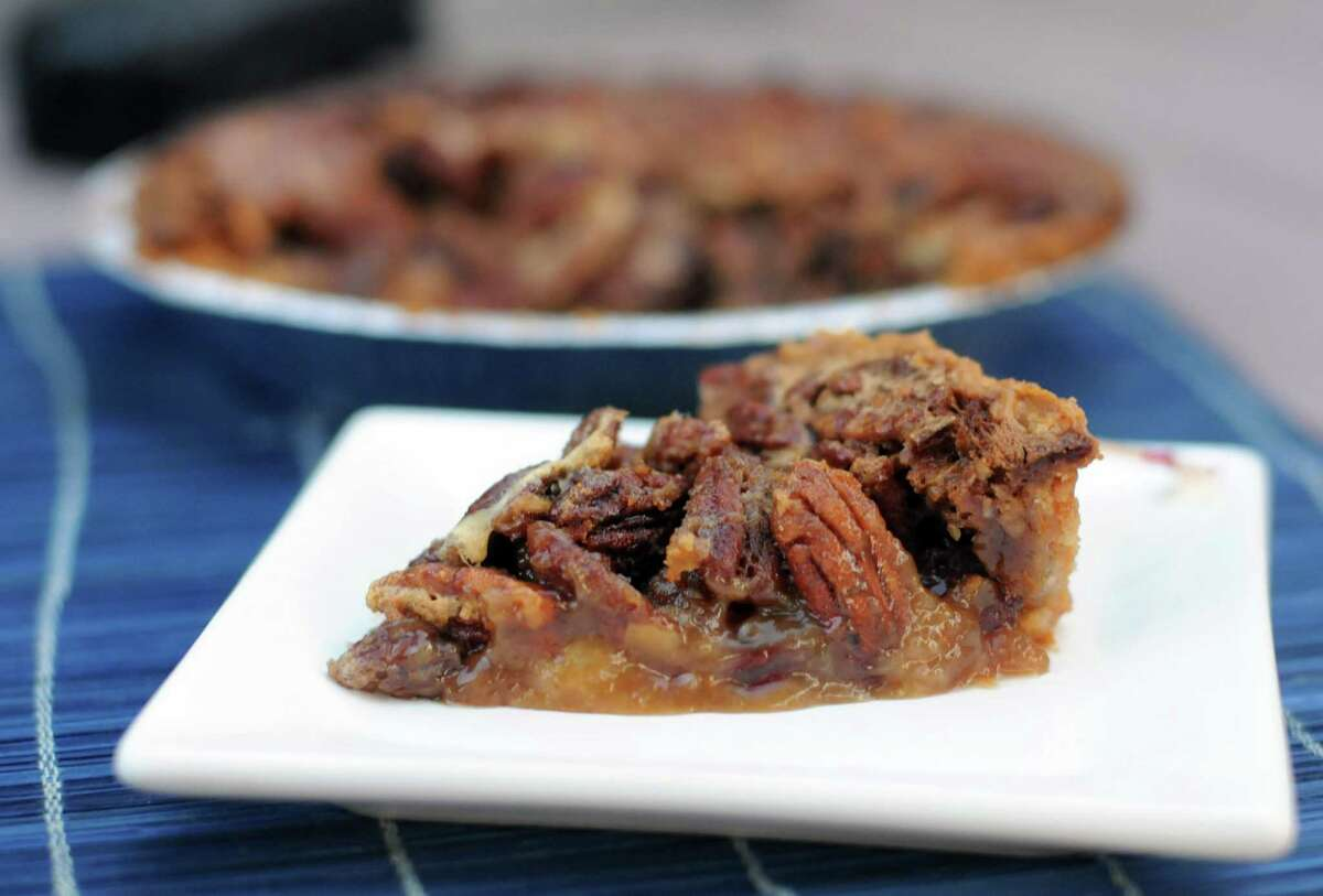The results are in: Texans love pecan pie.