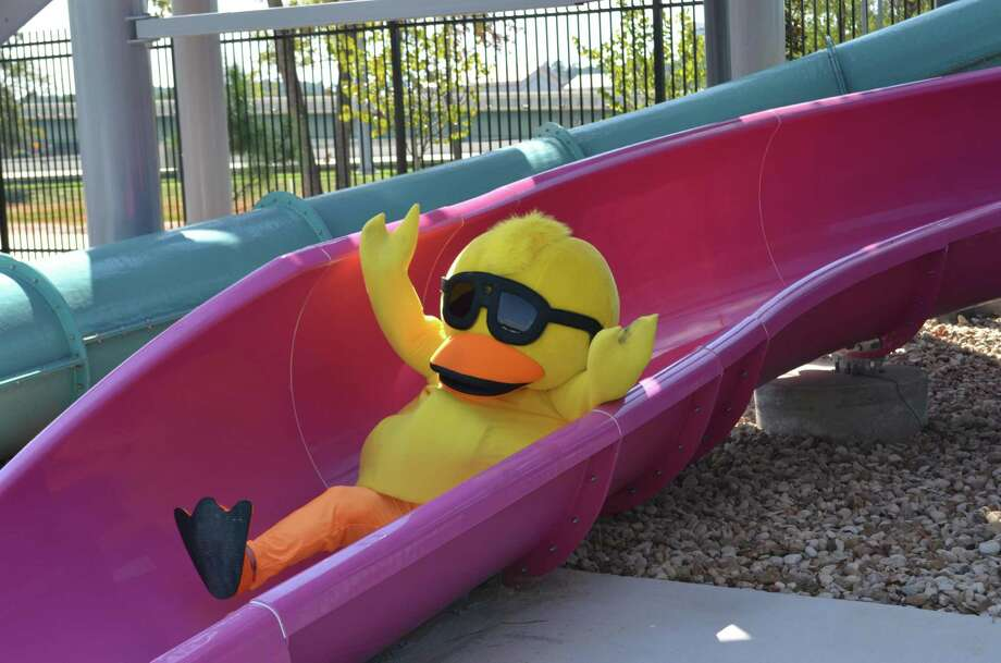 The 13th Annual Duck Race benefiting Community Assistance Center will be held virtually this year via Facebook Live on Nov. 14 at the City of Conroe Aquatic Center Waterpark at 2 p.m. Photo: Courtesy Photo
