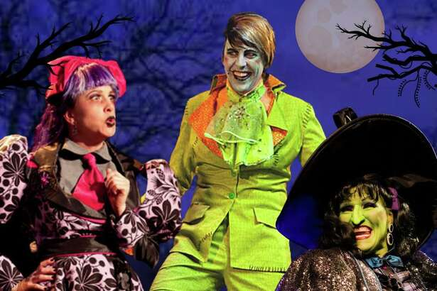 Happy Haunts Hollow, a drive-through experience for families, features a series of Halloween scenes created by live actors who portray fun, non-threatening characters. Presented by the Milford Arts Council (MAC) and Pantochino Productions, it runs Oct. 22-25 at Eisenhower Park in Milford.