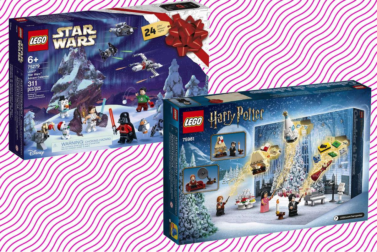 LEGO Star Wars Advent Calendar, $29.96 at Amazon LEGO Harry Potter Advent Calendar, $29.45 at Amazon