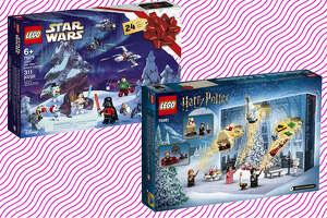 LEGO Star Wars Advent Calendar , $29.96 at Amazon    LEGO Harry Potter Advent Calendar , $29.45 at Amazon