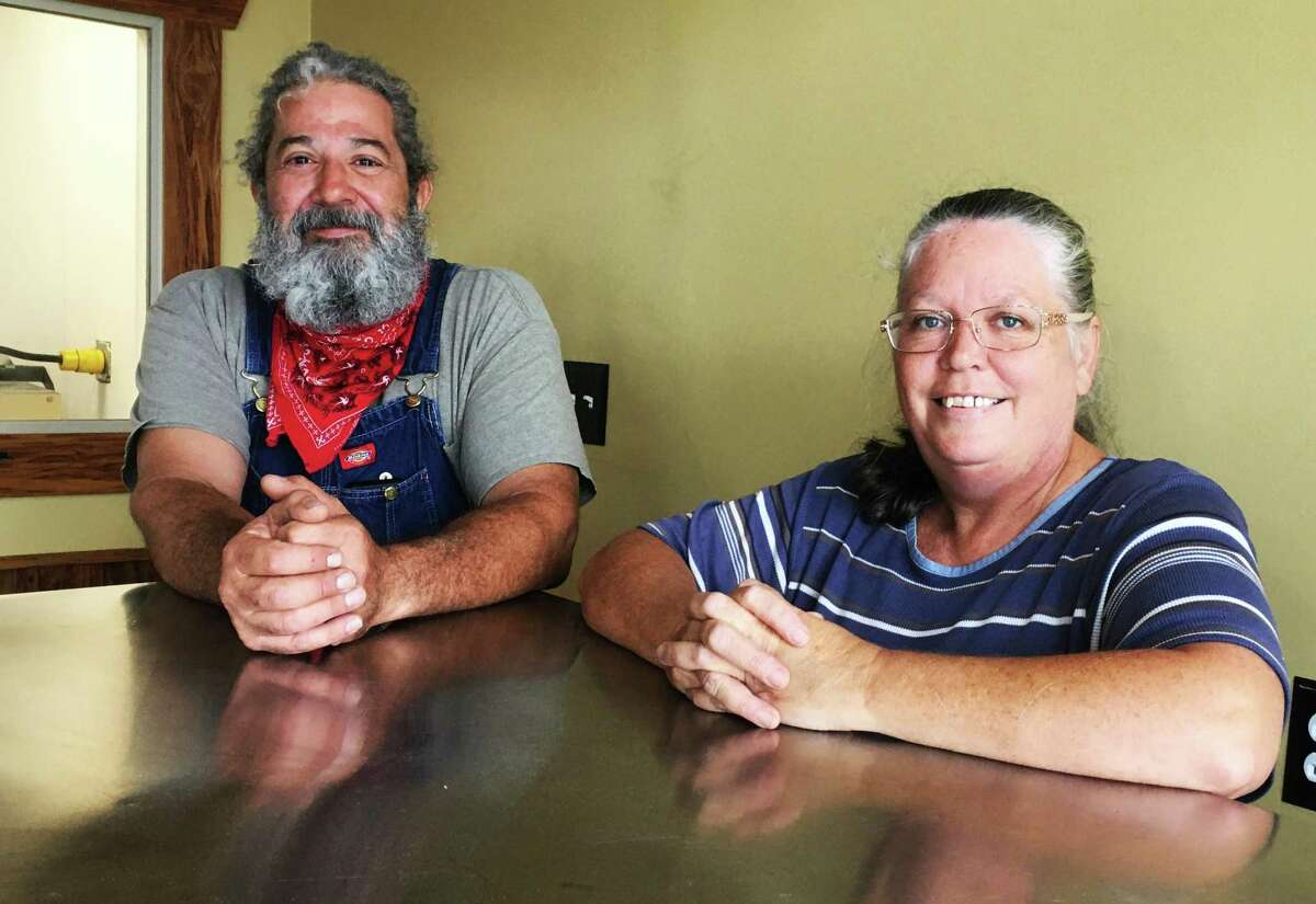 The Farmers Butcher is owned by Mark and Kelley Escobedo, and will feature house-made sausage, as well as select pork, beef and chicken cuts.