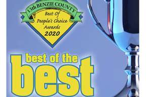 13th Benzie County Best of People's Choice Awards 2020