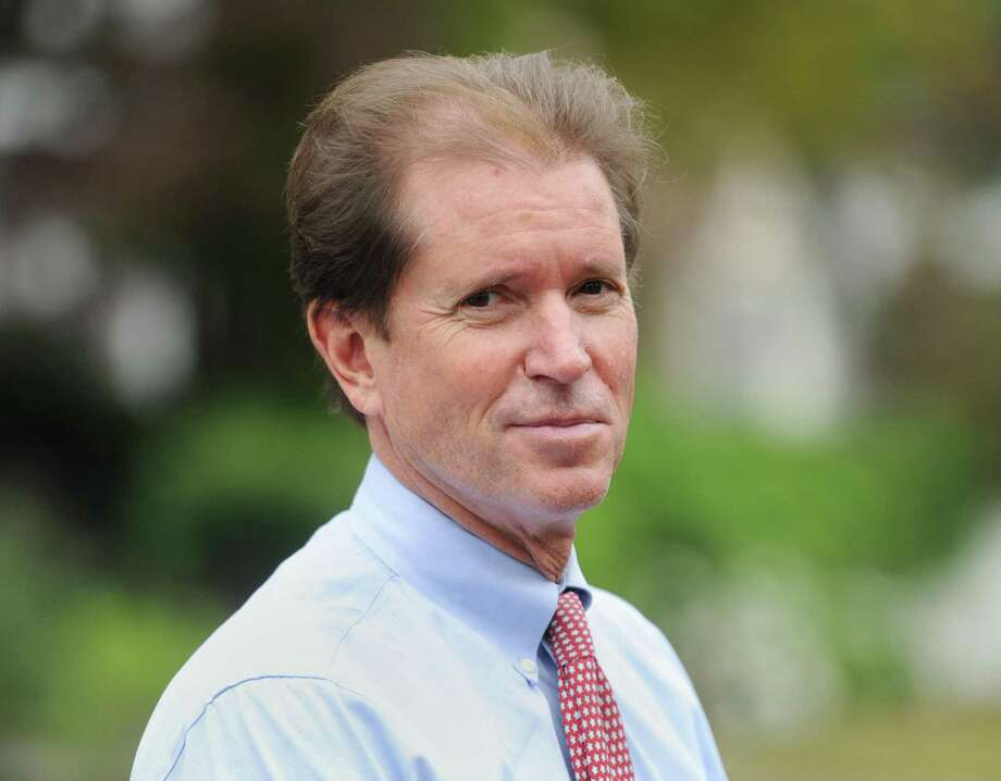 Former state Sen. L. Scott Frantz, R-Greenwich. Photo: Tyler Sizemore / Hearst Connecticut Media / Greenwich Time