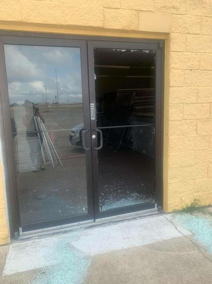 Local event center owner speaks out after her property was allegedly vandalized by street racers last weekend. Photo: Michelle Coben