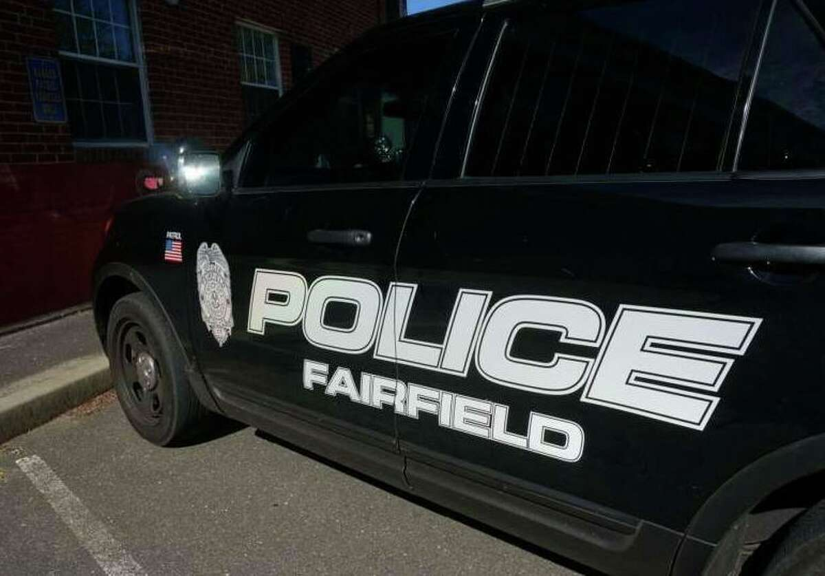 Fairfield police car.