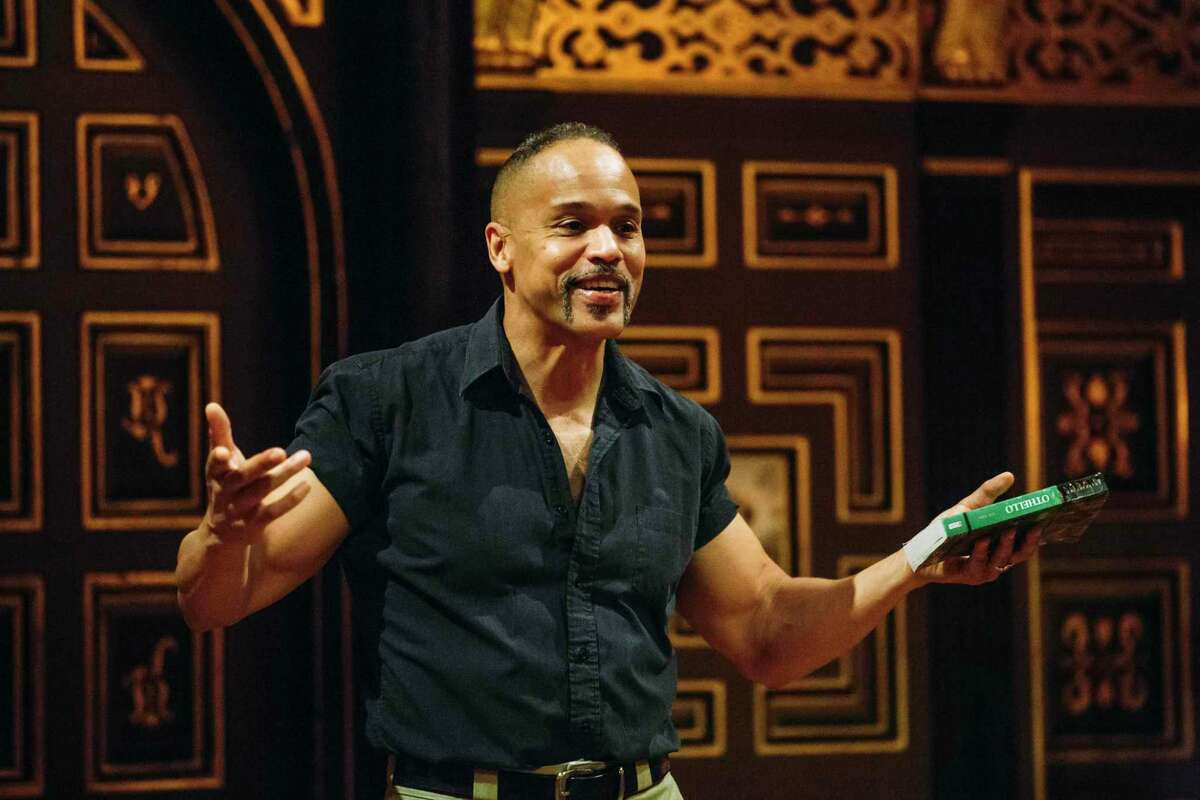Elm Shakespeare Company announces its free, online event series, Building a Brave New Theater: Exploring Shakespeare & Race in 2020. Keith Hamilton Cobb opens the series Oct. 29.