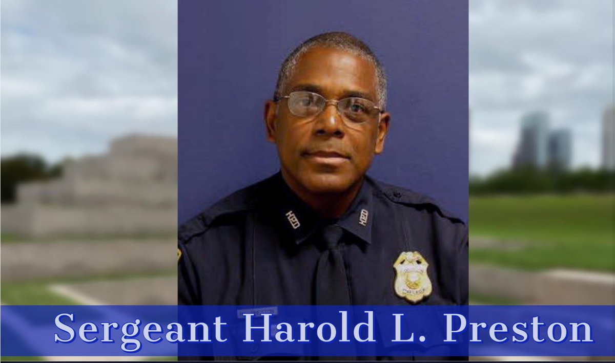 Suspect in Houston police sergeant's shooting death claims cops fired first