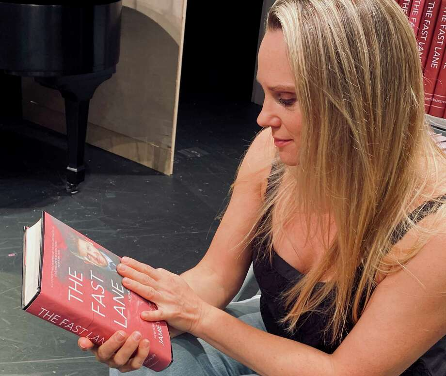 "Katie Diamond plays Cathy in ""The Last Five Years"" at A Contemporary Theatre of Connecticut. Photo: ACT Of Connecticut / Contributed Photo"