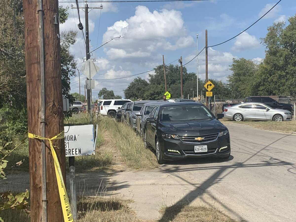 The Bexar County Sheriff's Office raided an East Side home Tuesday afternoon in search of drugs, guns and evidence of a missing person, Sheriff Javier Salazar said.