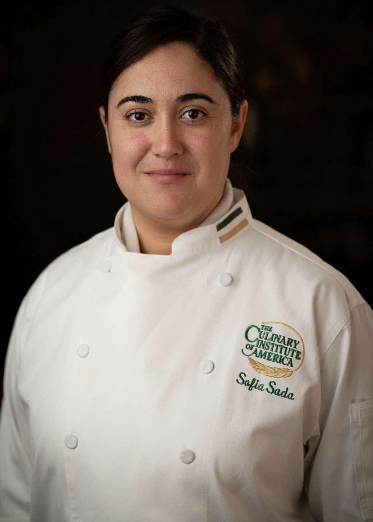 Sofia Sada Cervantes, The Culinary Institute of America, San Antonio