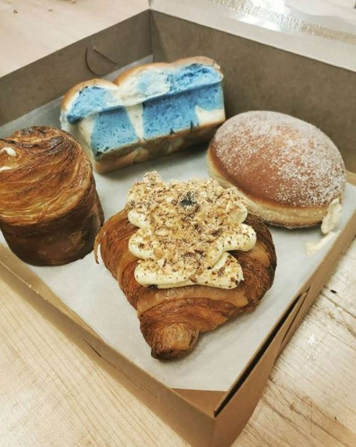 Temple Pastries opens brick-and-mortar cafe in Central District.