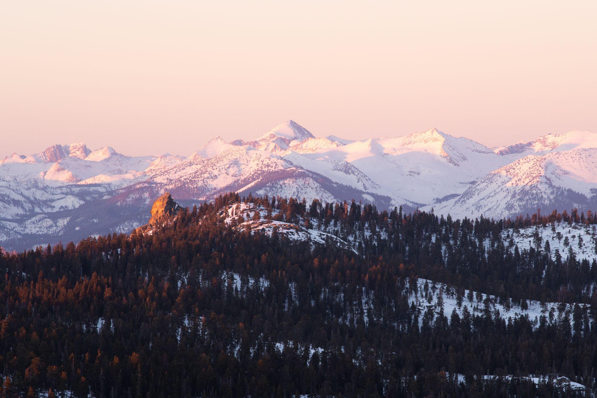 Disney's failed attempt to build a massive ski resort in the California wilderness