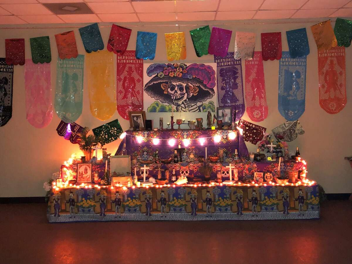 El Día de los Muertos is a great way to remember loved ones and learn about your own history, Ortiz said.