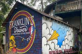 Franklin's Tower, 4307 Treaschwig Road, Spring. The bar has been closed for most of the pandemic and has been unable to reopen in Harris County.