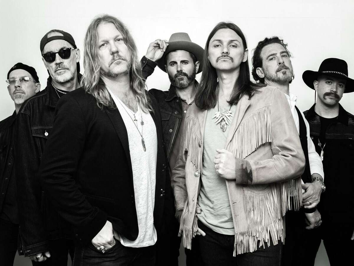 You can see The Allman Betts Band perform in an outdoor show at South Farm in Morris at 6 p.m. Oct. 22.