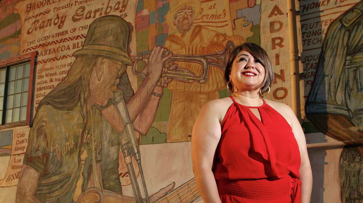 Michelle Garibay-Carey, a longtime performer in San Antonio and daughter of local legend Randy Garibay, has releaed her first solo album.