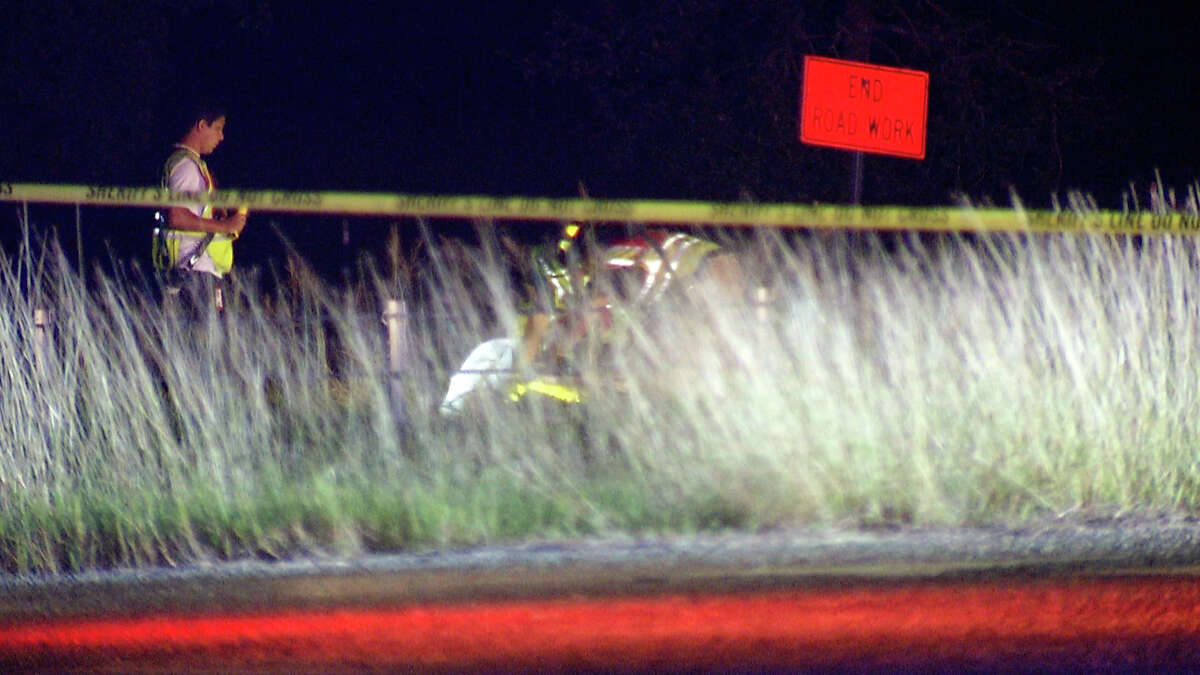 A motorcyclist was killed on Oct. 20, 2020 near Texas 16 and Jett Road.