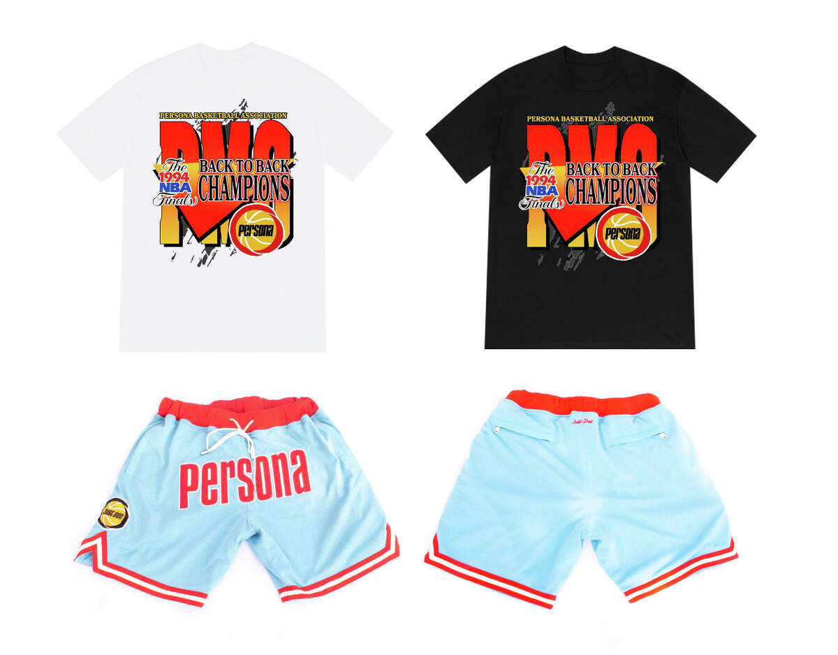 More pieces from Maxo Kream's clothing line, Persona.