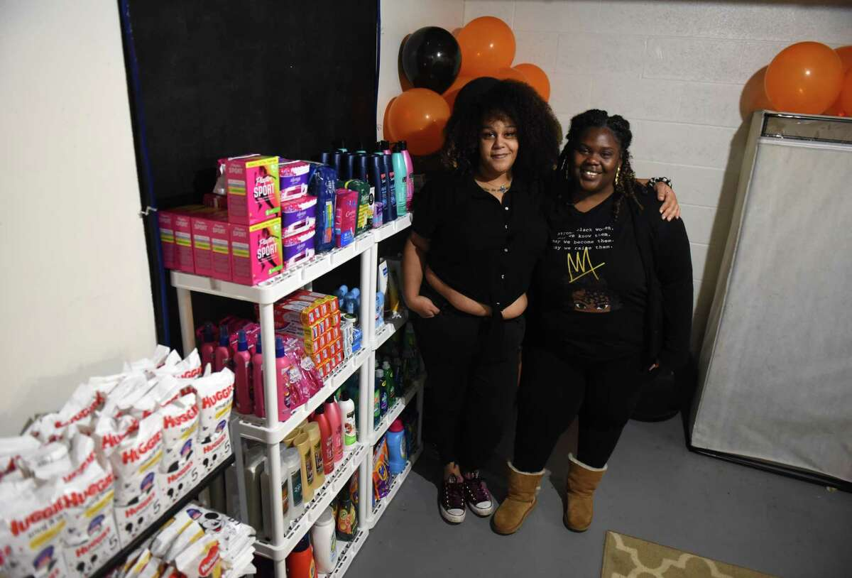Community organizer Shalonda Faircloth started the 518 Free Store, a project she runs out of her Michigan Avenue home with her friend, Janelle Brandon. They provide basic daily necessities. Stockpiled with everything from a raft of toiletries to diapers and laundry detergent. The project aims to help women and mothers of color struggling to make ends meet, but they said no one in need will be turned away. Read more.