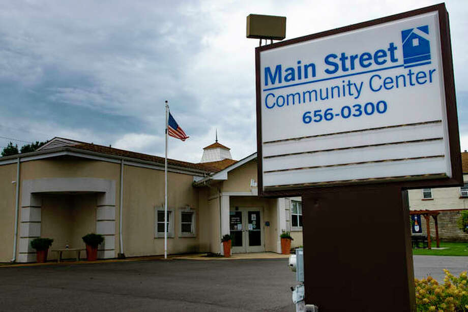 The annual Veterans Luncheon at Main Street Community Center is set for Wednesday. Nov. 4, and will feature delivery and curbside pickup due to COVID-19 restrictions. Photo: Tyler Pletsch | Intelligencer File Photo