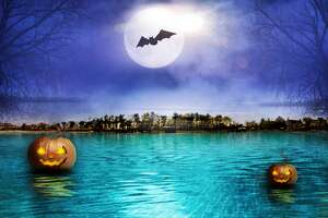 """Balmoral in Humble is inviting the public to its """"haunted"""" lagoon for two days of Halloween-themed festivities."""