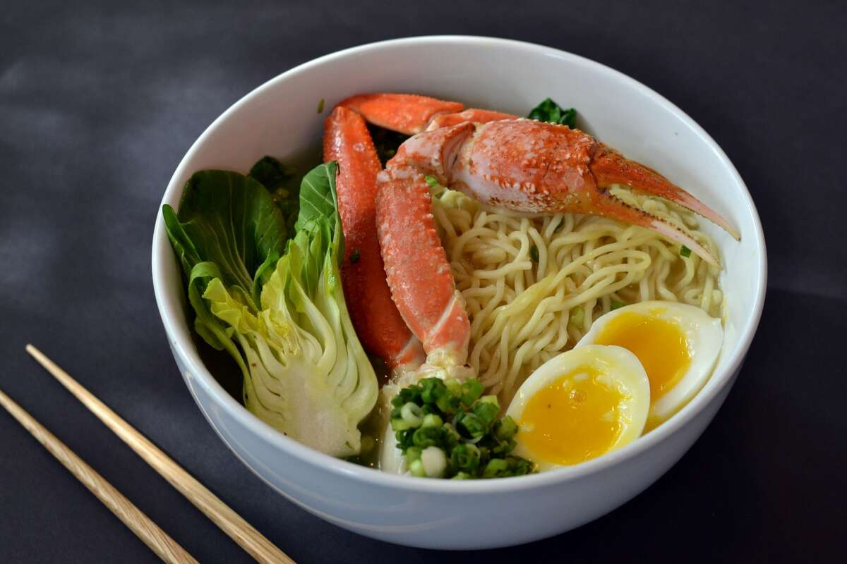 Just in time for autumn, the truck will dole out all manner of steamy soups across Hillman City beginning this Friday, Oct. 23, focusing on an island-inspired ramen concept. Nestled along Rainier Avenue - in Sam Choy's parking lot - slurp on a menu of items like a truffle and crab ramen, salmon ramen and a smoked beef brisket ramen showered in bok choy. The menu won't mirror that of Sam Choy's, though it's backed by Sam Choy's own corporate chef, Scott Lutey.