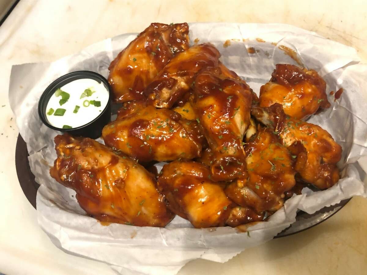 How many wings can you eat? You have all of Super Bowl Sunday to find out.