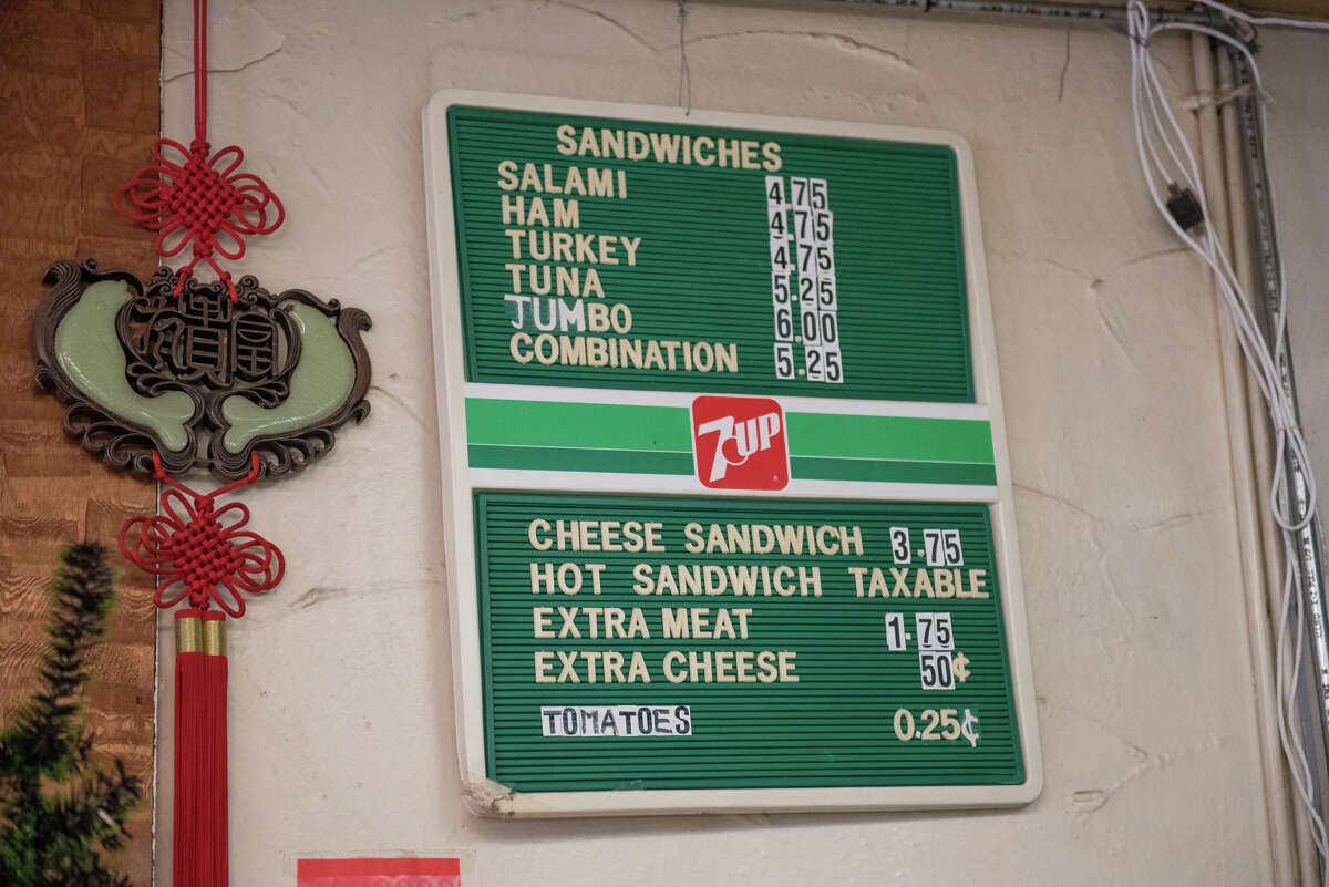Regulars travel to San Carlos from as far as Half Moon Bay for the inexpensive sandwiches.