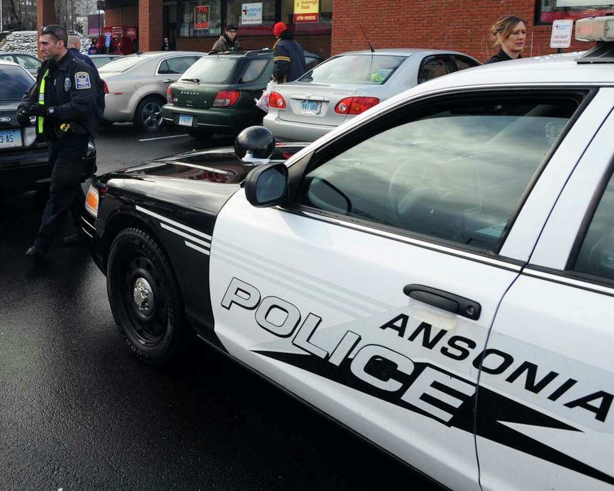 Ansonia police said a group of people were robbed Wednesday when trying to complete an online transaction in the Target parking lot.