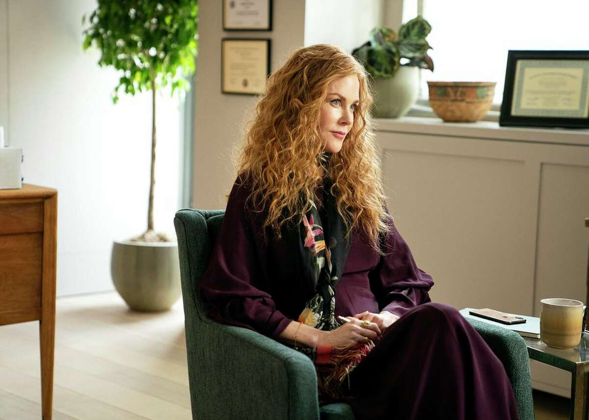 Nicole Kidman in a drama based on a mystery novel? The producers behind Big Little Lies and The Undoing adapt Liane Moriarty's book for Hulu. Regina Hall, Melissa McCarthy, Samara Weaving and Michael Shannon are the other strangers who may prove to be less than perfect.