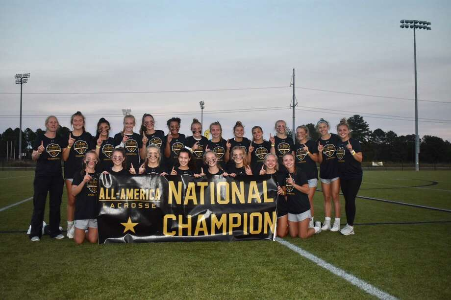 CONNY, a girls high school lacrosse team comprised of players from Connecticut and Westchester County, N.Y., won the Command Division at the Under Armour Lacrosse National Championship in Virginia Beach, Va., on October 17. Photo: Contributed Photo
