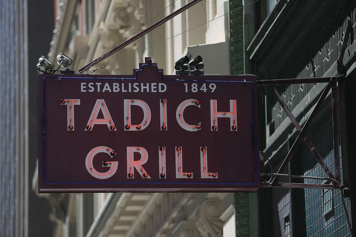 The 171-year-old Financial District establishment Tadich Grill decided not to reopen in November after San Francisco didn't move to allowing 50% capacity for indoor dining.