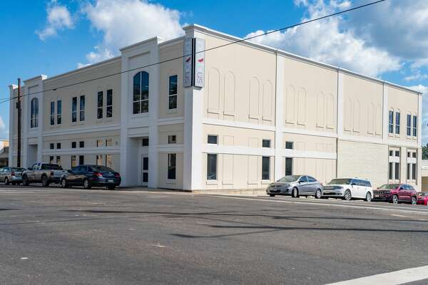 The company is housed in a former one-story building at Houston and Main Streets in downtown Jasper that housed several businesses over the years, including a furniture store, a shoe store, The Peddler, and a dance studio. Provalus, an information technology company focused on creating jobs in rural America, is settling employees into its new Texas headquarters in Jasper after a months-long construction and recruitment process. Photo made on October 21, 2020. Fran Ruchalski/The Enterprise