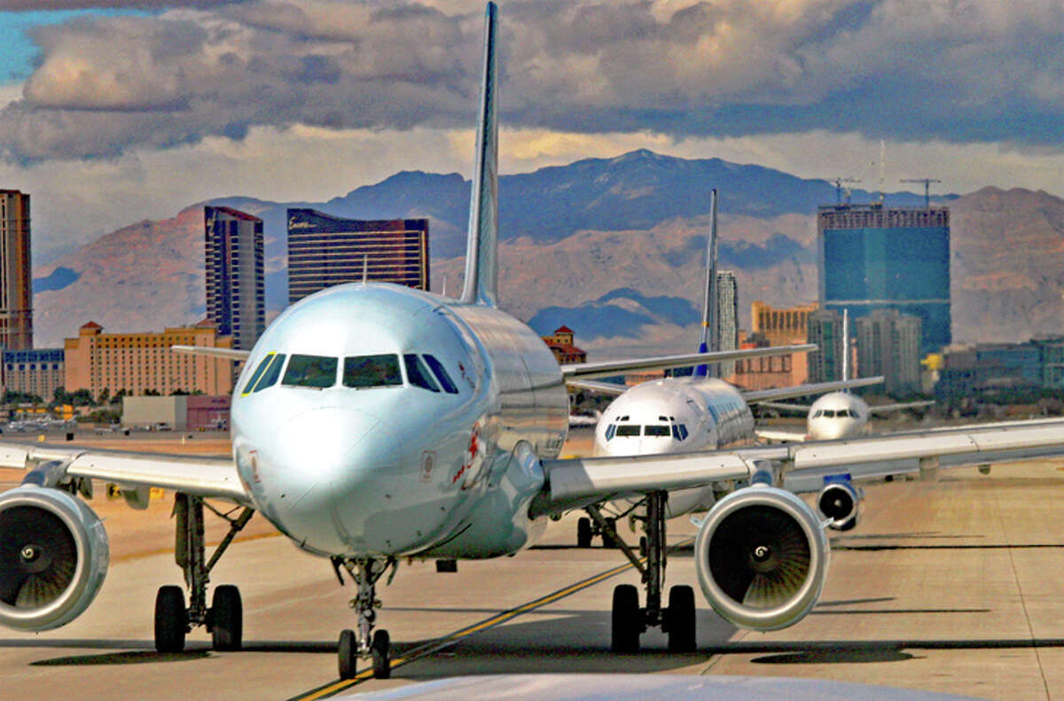 Airline schedules will likely be significantly reduced from 2019 levels through the end of the year.