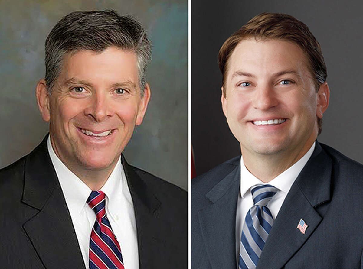 Two people are vying for the U.S. House of Representatives seat in Illinois' 18th Congressional District now held by Darin LaHood.Incumbent LaHood, a Republican, is seeking to retain his seat in a face-off against Democratic challenger George Petrilli.